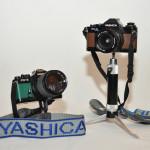 Yashica FX3 e FX-Dquartz
